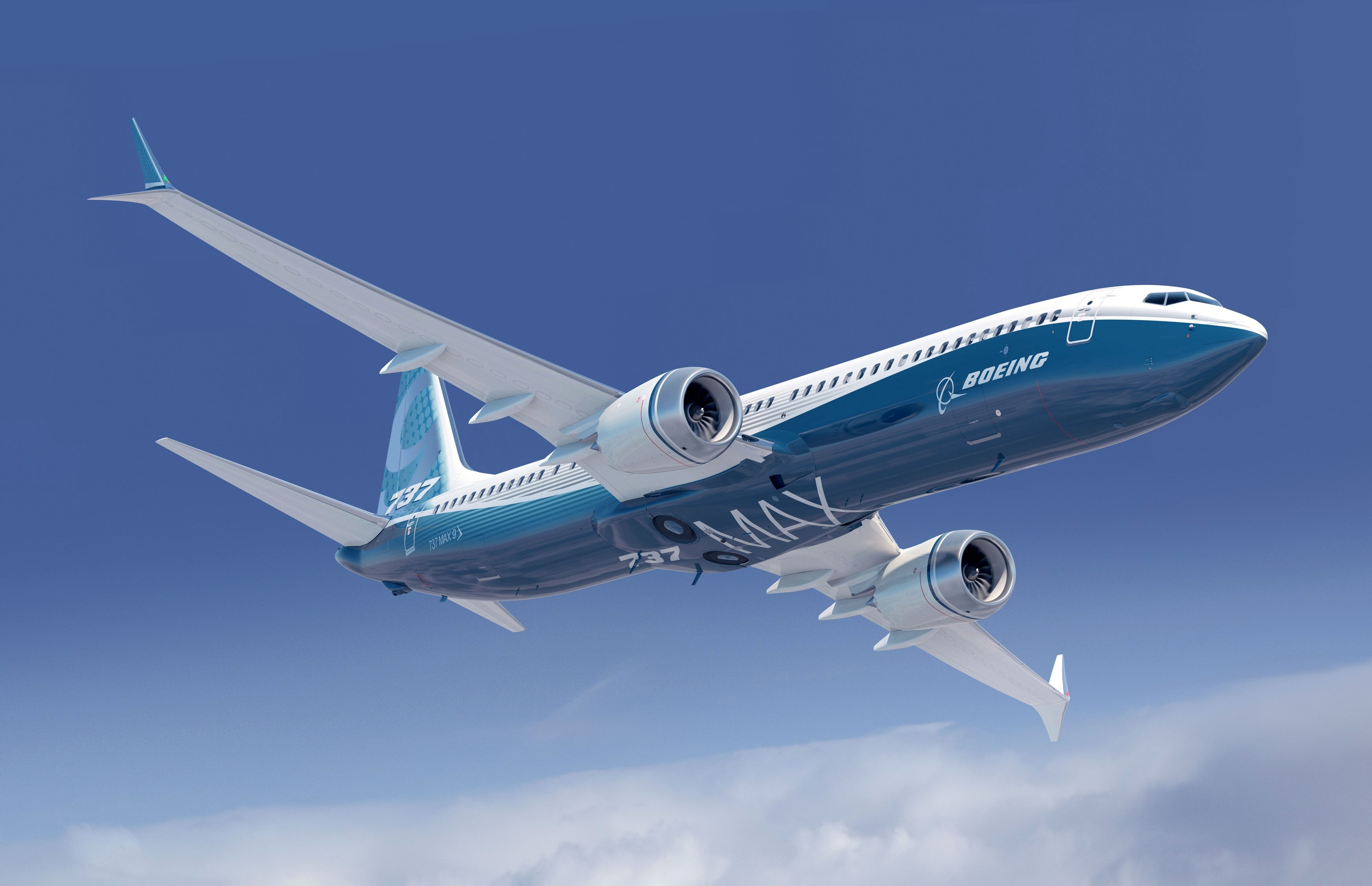 Boeing Graphics