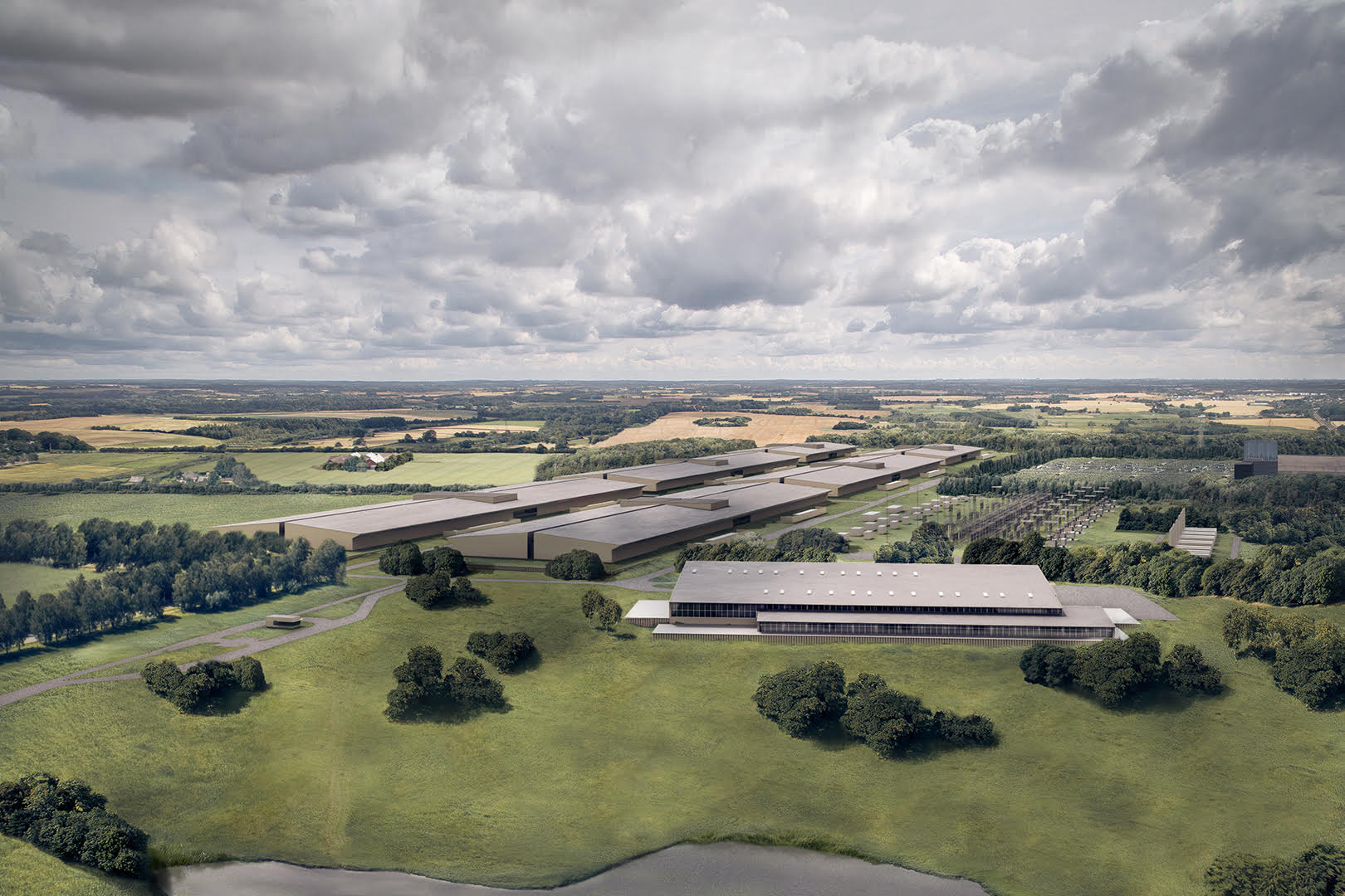 Apple, datacenter, Viborg