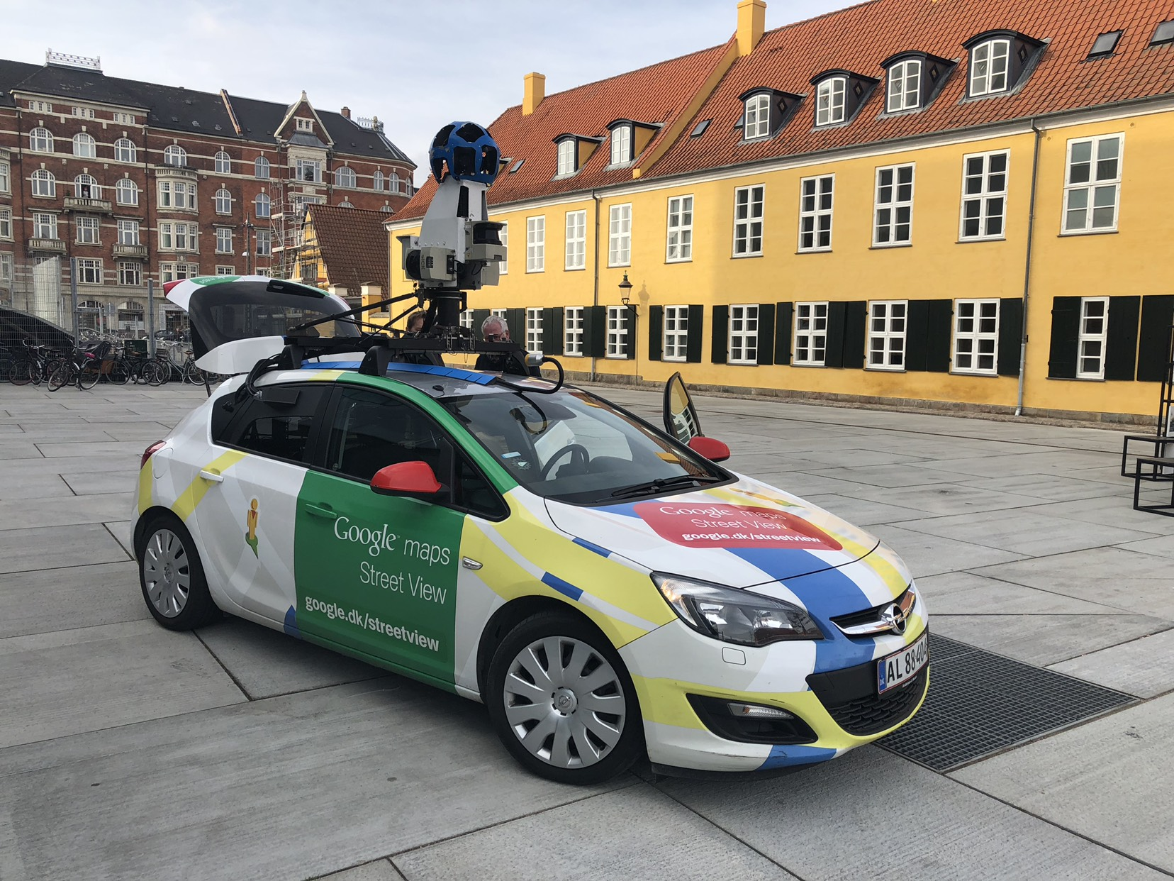google air view