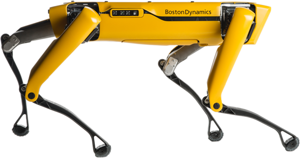 boston dynamics spot robot hund