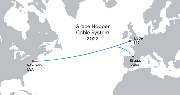 Google Grace Hopper internet