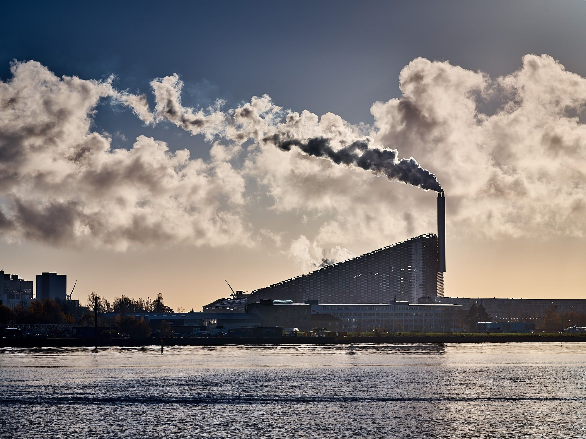 Amager Bakke, ARC, CO2, CO2 fangst