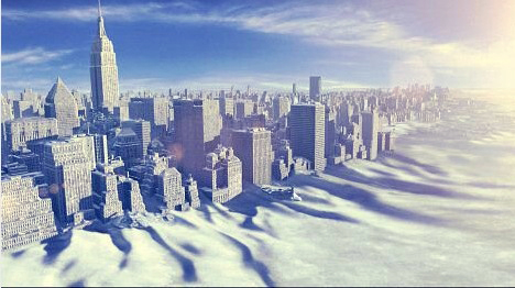 istid the day after tomorrow new york sne