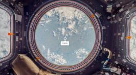 ISS Cupola