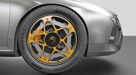 Continental New Wheel Concept hjul elbil forside