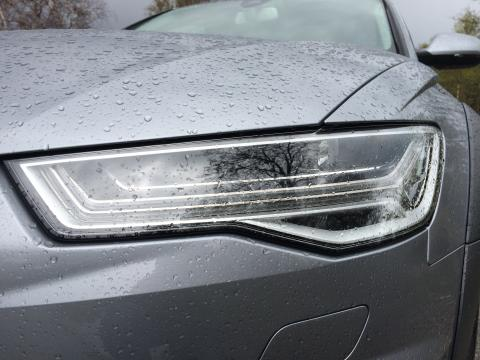 Audi a6 LED matrix
