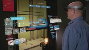 VR, virtual reality, hololens, MR, mixed reality, elevator