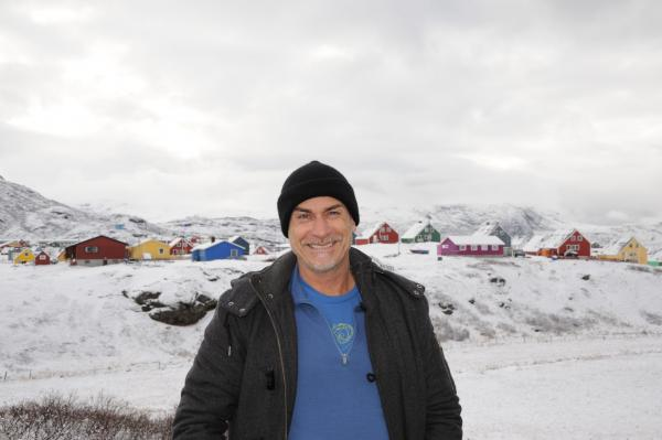 Shaun Bunn, administrerende direktør for Greenland Minerals and Energy. (Foto: GME)