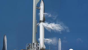 Starship system spacex