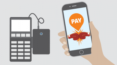 mobilbetaling, Apple Pay, Mobile Pay