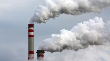 CO2-udledning kulkraft CO2 klima