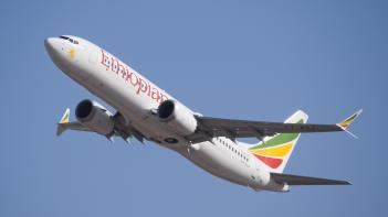 Boeing 737, MAX 8, fly, Ethiopian