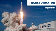 Hør ugens podcast om Falcon Heavy og peer review