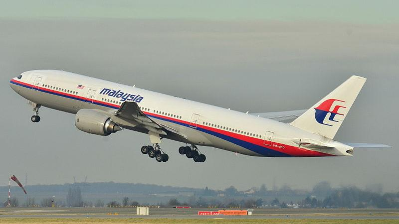 malaysia airlines boieng 777 flight MH370