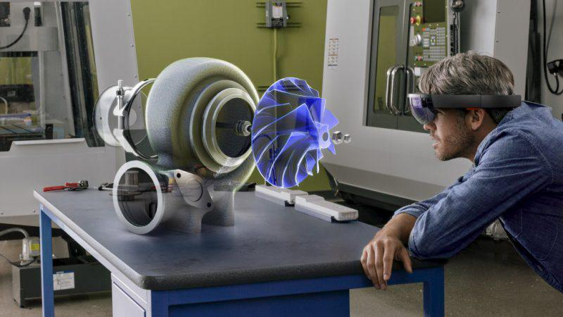 Grundfos virtual reality augmented reality
