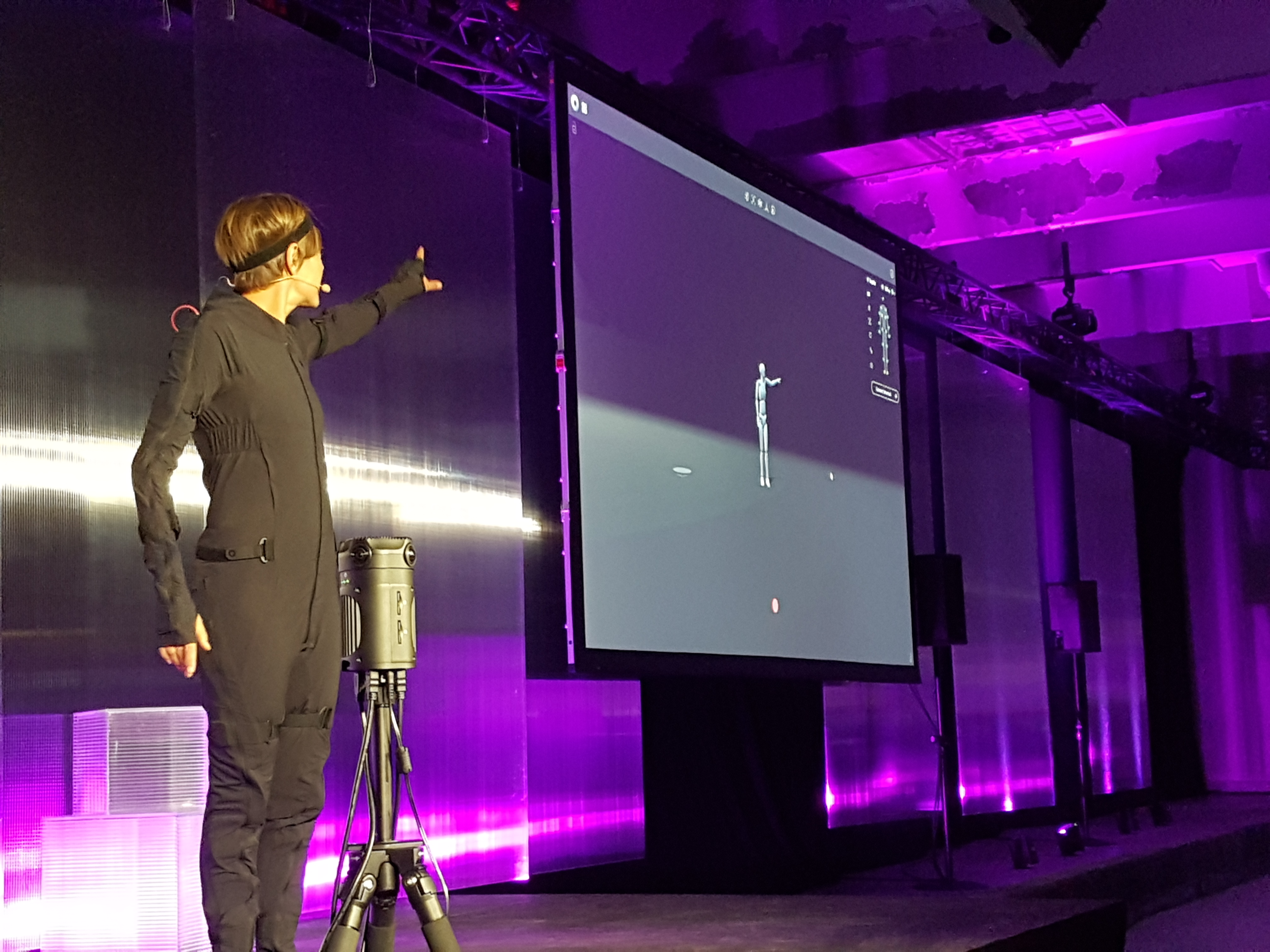 rokoko, motion capture, vr, copenx, sophie bech